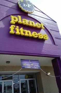 Planet fitness Planet Fitness Workout, Planets, Neon Signs