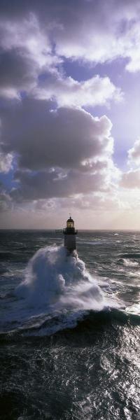 #Lighthouse - Jean Guichard - Ar-Men dans la tempete - Fine Art Print      http://dennisharper.lnf.com/