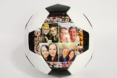 Turn a regular soccer ball into something cool and awesome. Make a collage of your pictures, put on the ball and voila, you have your long lasting and unique soccer gift that will be sure to put a smile on your loved one's face