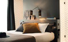 A boutique home in Paris: the C.Q Hotel – Inattendu