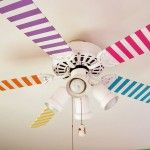 Washi tape decor but you could also use our ribbons