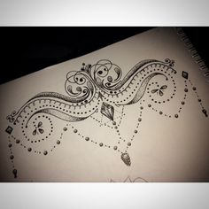 sternum tattoos | Tumblr Mais