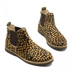 Blaxter hair leopard