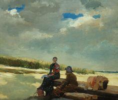 Cloud Shadows, 1890, Winslow Homer (1836–1910)