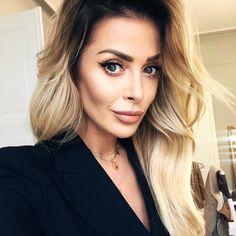"""Magda Pieczonka on Instagram: """"""""Bądź wdzięczny za to co masz a będziesz miał tego więcej. Jeśli koncentrujesz się na tym czego nie masz, nigdy nie będziesz miał…"""" Make Up, Hair Styles, Beauty, Instagram, Fashion, Hair Plait Styles, Moda, Fashion Styles, Hair Makeup"""
