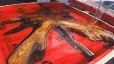 AMAZING Process Epoxy Resin and Wood! Woodworking Project - YouTube