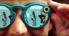 Snapchat gözlük ile piyasada