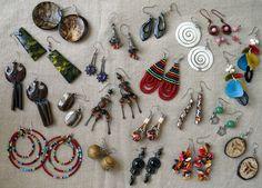#souvenirs #travel #memories #handmade #earings #suveníry #cestovanie #spomienkyzciest #náušnice #ručnápráca