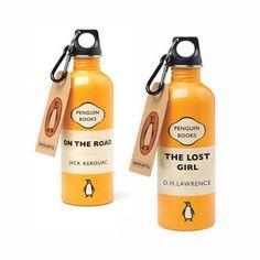 digging these penguin book bottles