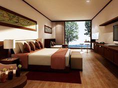 Three Bedroom Design Ideas for Adult Men