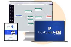 MaxFunnels Pro Edition By Dr. Amit Pareek – Revealing A Lightning Fast & High Converting Funnel, Landing Page & Website Builder For A Low One-Time Price Marketing Goals, Marketing Software, Internet Marketing, Digital Marketing, Lead Page, Lead Nurturing, Landing Page Builder, Mobile Responsive, One Time