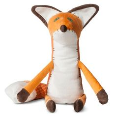 The Little Prince Plush Animal - Fox