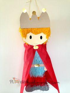 Piñatas que Ilusionan: Piñata Príncipe