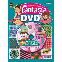 Puntadas de Fantasía DVD 02 - 15 Puntadas