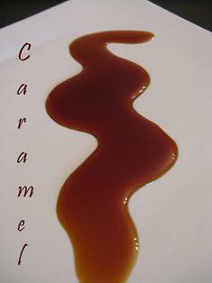 J'en reprendrai bien un bout...: Le caramel