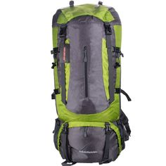 WASING 80L Hiking Backpacking Packs for Outdoor Hiking Travel Climbing Camping Mountaineering WASING-WS-80LPK ** See this awesome image  : Backpacking bags