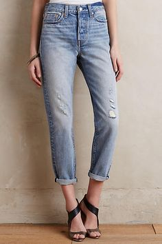 Levi's Wedgie Icon Jeans - #anthrofave