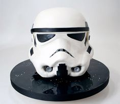 Charm City Cakes' Stormtrooper! wow..