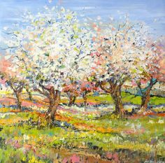 Spring, Ine Louise Mourick