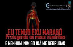 Entidades Ciganas da Umbanda (Clique Aqui) para entrar.: PROTEGIDOS DE EXU MARABÔ