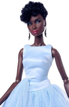 Barbie Integrity Timeless Adele Makeda Dressed Doll Gift Set 2015 NIB - RARE - Tiny Frock Shop