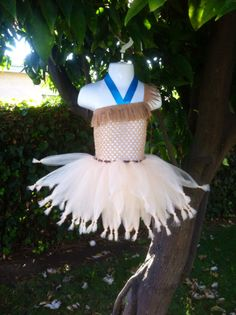 Pocahontas Inspired Tutu Dress by 2Twos on Etsy, $40.00---hope they can make in adult size!!!