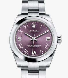 Reloj Rolex Oyster Perpetual 31: Acero 904L – 177200
