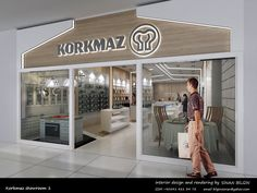 Korkmaz Showroom Design 1