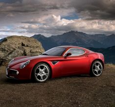 Build Your Own Beautiful Alfa Romeo 4C Online And Watch It Drive. Click on the 4C to try it out.
