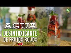 ¿Cómo preparar Agua Desintoxicante de Frutos Rojos? Desintoxica tu cuerpo con una refrescante y deliciosa bebida, checa esta receta. Suscríbete a #CocinaFresca y descubre deliciosas recetas para cuidar tu salud.  #CocinaFresca es presentada por Walmart