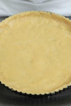 Ζύμη για αλμυρή τάρτα Greek Recipes, Desert Recipes, Pizza Tarts, Greek Cooking, Starters, Quiche, Food Processor Recipes, Oven, Deserts