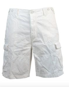 NEW Polo Ralph Lauren Mens Corporal Lightweight Cargo Short White Relaxed Fit 32- $29.99  http://www.ebay.com/itm/-/262027479234?  #PoloRalphLauren #Cargo #Polo #RalphLauren #Pony #Corporal #Shorts #White