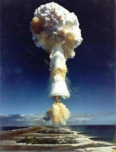 France detonates its first hydrogen bomb  in the... - Historical Times