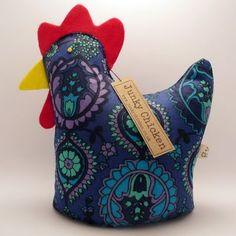 Selvage Blog: Meet Junky Chicken