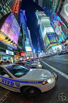 NYPD by A.G. Photographe, via Flickr