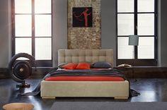 Łóżka | Materace Warszawa - łóżko tapicerowane, materac - SKLEP | Łóżka wodneNOWOCZESNE