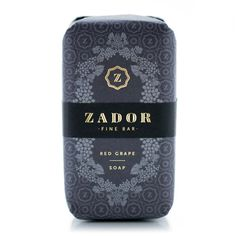 ZADOR Red Grape Seife