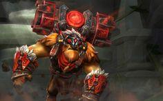 Raigor Stonehoof the Earthshaker Dota 2 Heroes « Game Wallpaper ...