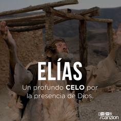 Santiago 5:17 Elías era hombre sujeto a pasiones semejantes a las nuestras, y…
