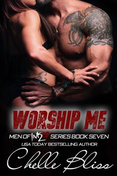 ★*´¨) ¸.•*¨) *.¸¸.•`★HOT NEW RELEASE – WORSHIP ME! James and Izzy are Back! #OneClick ★¨*.¸¸.*ˑ˞★ Amazon → http://amzn.to/2pYCqX6 iBooks → http://smarturl.it/771vr0 Nook → http://smarturl.it/vicai3 Kobo → http://smarturl.it/t20b4k Google → http://smarturl.it/WM-GLP Paperback → http://smarturl.it/WM-AM-ppk Amazon UK → http://amzn.to/2qZP5sV Amazon CA → amazon.ca/dp/B06X9DT5F7 Amazon AU → amazon.com.au/dp/B06X9DT5F7 Enter the giveaway → http://chellebliss.com/wm-live