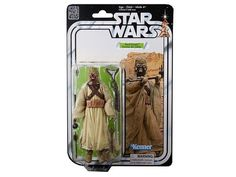 Star Wars Black Series 6 inch Figure 40th Anniversary Tusken Raider pre-Order May 2017 Release Product Description This item is a posable action figure.  This