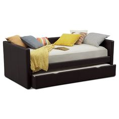 Carey III Twin Daybed with Trundle
