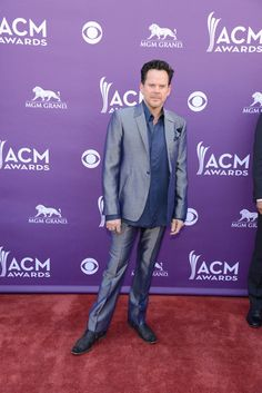 Gary Allan Photos - Gary Allan attends 48th Annual Academy Of Country Music Awards 2013 at MGM Grand Hotel and Casino in Las Vegas. - Arrivals at the Academy of Country Music Awards 2