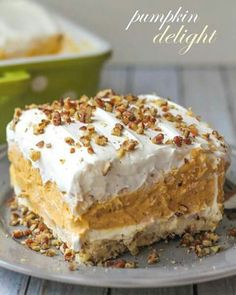 Pumpkin fluff......LOVE!!