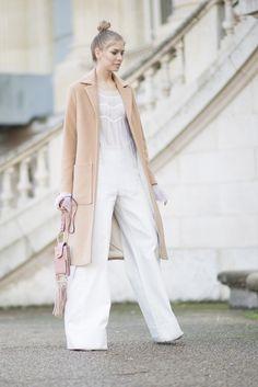 Street Style Paris Fashion Week Februar/März 2016 | POPSUGAR Deutschland Mode