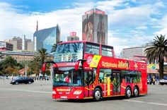City Sightseeing Joburg - 30 Fun Things To Do In Johannesburg Under Apartheid Museum, African Holidays, Stuff To Do, Things To Do, Sightseeing Bus, Travel Money, Africa Travel, Places To See, South Africa