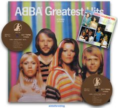 Bootleg Abba compilation released in Malaysia in 1979.