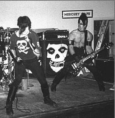 Horror-punk legends #Misfits reuniting for first time in over 30 years for #RiotFest2016!
