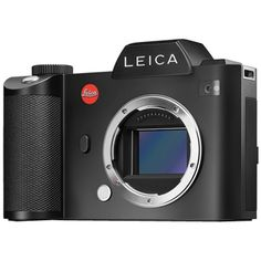 Leica has introduced the full-frame SL system, including the SL Typ 601 ILC and three compatible SL lenses. The SL uses a CMOS sensor adapted from the Leica Q, and true to form its weather-sealed body is cut from a single block of milled aluminum. Leica Camera, Camera Gear, Vlog Camera, Teaser, Video L, Best Digital Camera, Full Frame Camera, Cmos Sensor, Canon Eos
