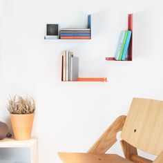 Simple & Elegant Steel Shelving